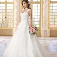 Très Chic SN9253 a-line ball gown