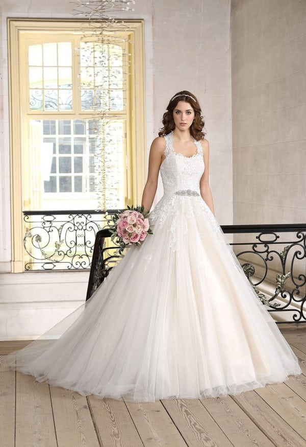 Très Chic SN9268 a-line ball gown