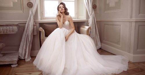 Which collection has your dream wedding dress?