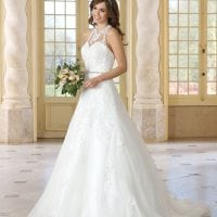 Très Chic TC9344 a-line long ball gown