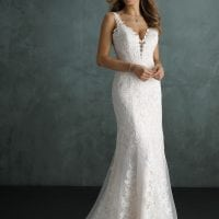 Pure PU9366 mermaid wedding dress