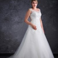 Miss Emily+ ME9386 a-line ball gown