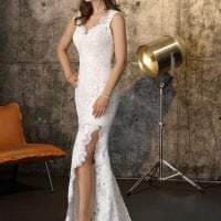 Brinkman BR9437 wedding dress Boho Chic